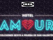 """IKEA invita parejas aventureas """"Hotel Amour"""" para celebrar este Valentín"""