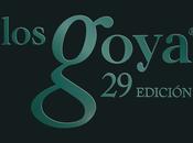 Especial: Listado ganadores Goya 2015