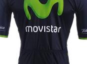 Maillot Manga Corta Endura Equipo Movistar 2014,la prenda mejor equipo mundo