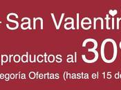 Valentín +200 productos descuento