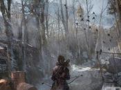 Nuevas ilustraciones Rise Tomb Raider
