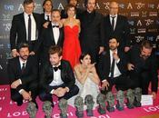Ganadores Goya 2015