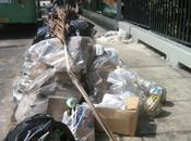 RECREO problema basura instalada Avenida Solano, ubicada acceso Hoyo Delicias
