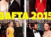 ALFOMBRA ROJA: Mejor Vestidos BAFTA 2015!