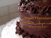 Layer cake chocolate