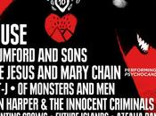 LIVE 2015: MUMFORD SONS MONSTERS INCORPORAN CARTEL