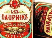 """Les Dauphins Côtes Rhône"