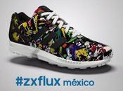 adidas Originals reinterpreta Latinoamérica emblemáticos Flux