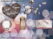 Especial Valentín: lámparas para ellos.