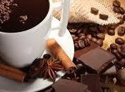 Recetas Veganas: Chocolate caliente vegano madalenas veganas