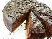 Bizcocho chocolate jengibre
