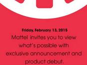 Google Mattel invitan presentación febrero