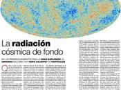 Zoco Astronomía: radiación cósmica fondo