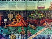 Breve historia Videojuegos Atari´s Swordquest