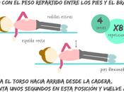 Como reducir cintura flancos salir casa