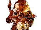Algunas portadas alternativas para Star Wars: Princess Leia