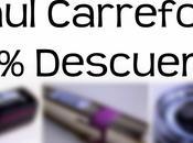 Haul Carrefour: Descuento