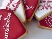 Galletas para acabar cursiladas Valentín
