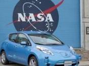 Coches eléctricos autónomos Nasa Nissan