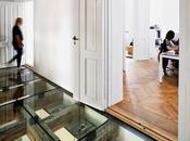 Suelo cristal oficinas Oslo