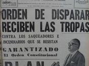 violación DDHH 4ta. República como hecho normal corriente Hemeroteca Puntofijismo: Betancourt ordena disparar matar manifestaciones públicas…¡y decreto!