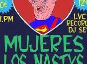 Valentín sangriento Madrid Nastys, Mujeres Fuckaine