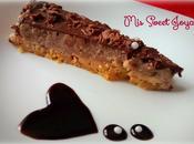 Tarta cremosa Ferrero Roche