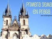 Primera semana Erasmus Praga