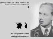 Rememorando XXIV: tanquista ejército alemán... ¡ITALIANO!