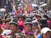 arma indígenas bolivianos contra españoles: altitud