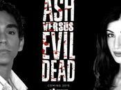 Santiago Dana DeLorenzo fichan 'Ash Evil dead'