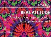 """mujeres generación beat antología """"Beat Attitude"""""""