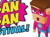 Sansan Festival sigue presentaciones.
