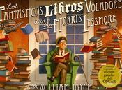 fantásticos libros voladores Morris Lessmore, William Joyce