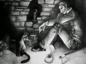 Gato Negro Edgar Allan