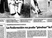 300.000 futbolistas jugaron todo puede peor Recuerdo primera huelga fútbol España