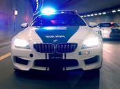 coches policía Dubai: estilo Need Speed
