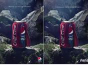 Cuando Pepsi disfrazó Coca Cola contestó Cola.