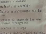 Decalogo escritor Ernest Hemingway