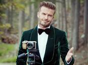 Hombres estilo: David Beckham