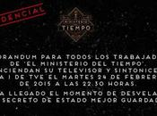 anuncia fecha estreno Ministerio Tiempo'