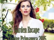 Garden escape clarins primavera 2015