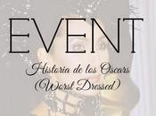 Event. peores vestidos historia oscars