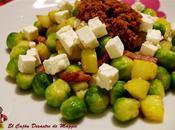 Coles bruselas patatas panceta