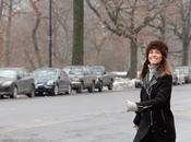 Snowing Central Park