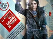 Rise Tomb Raider, reportaje Hobby Consolas