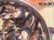 MEJILLONES ESTILO BRUSELAS aperitivo)