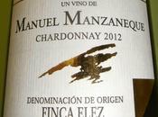 Blanco Chardonnay 2012, Bodegas Manuel Manzaneque