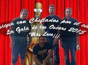 Retransmisión directo Oscars 2015: Chiflados cine
