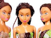 "Think globally, locally"". muñecas nigerianas compiten Barbie."